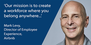 Our mission is to create a workforce where you belong anywhere