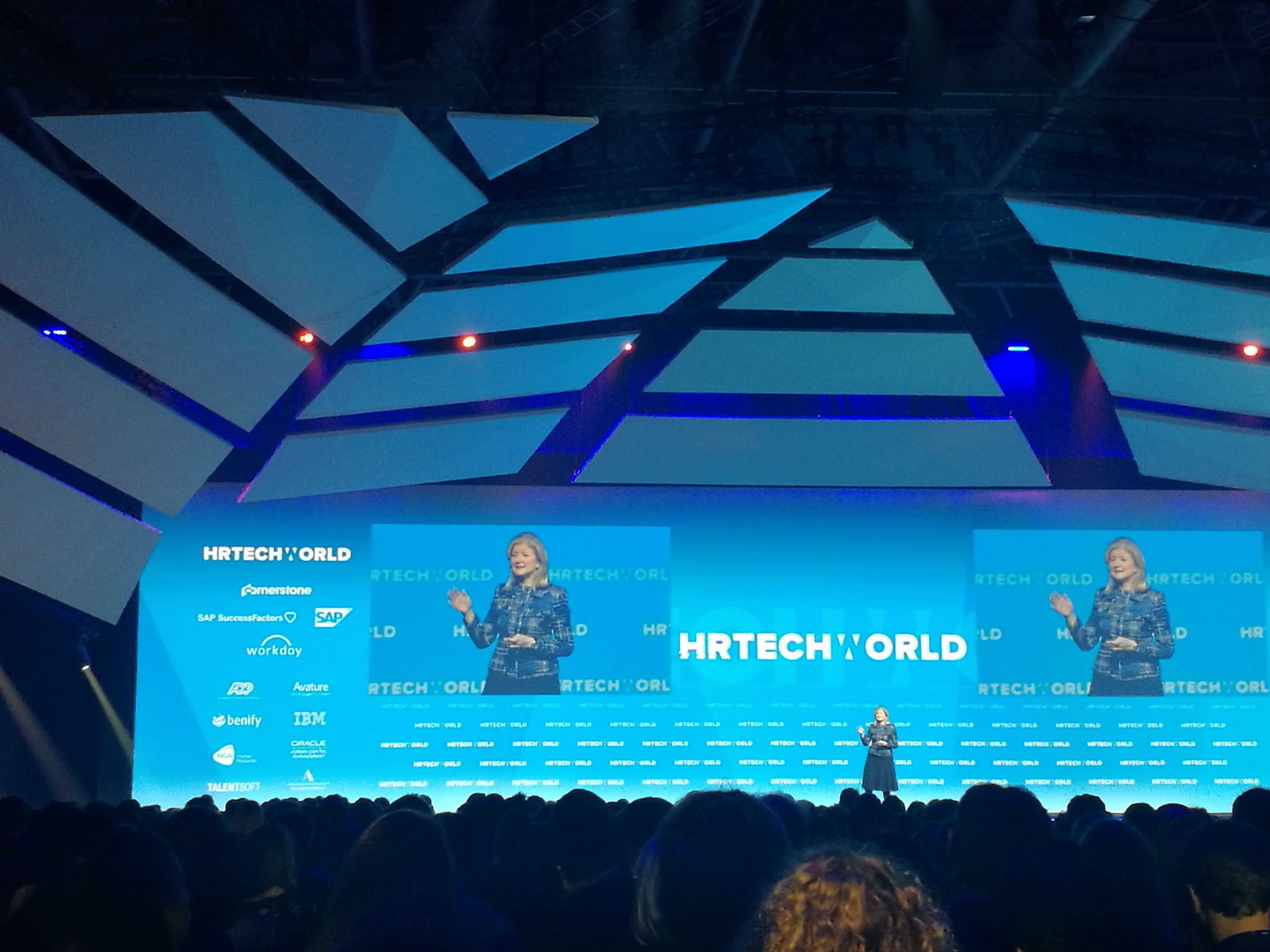 HR Tech World Amsterdam day one roundup: Shattering the glass ceiling