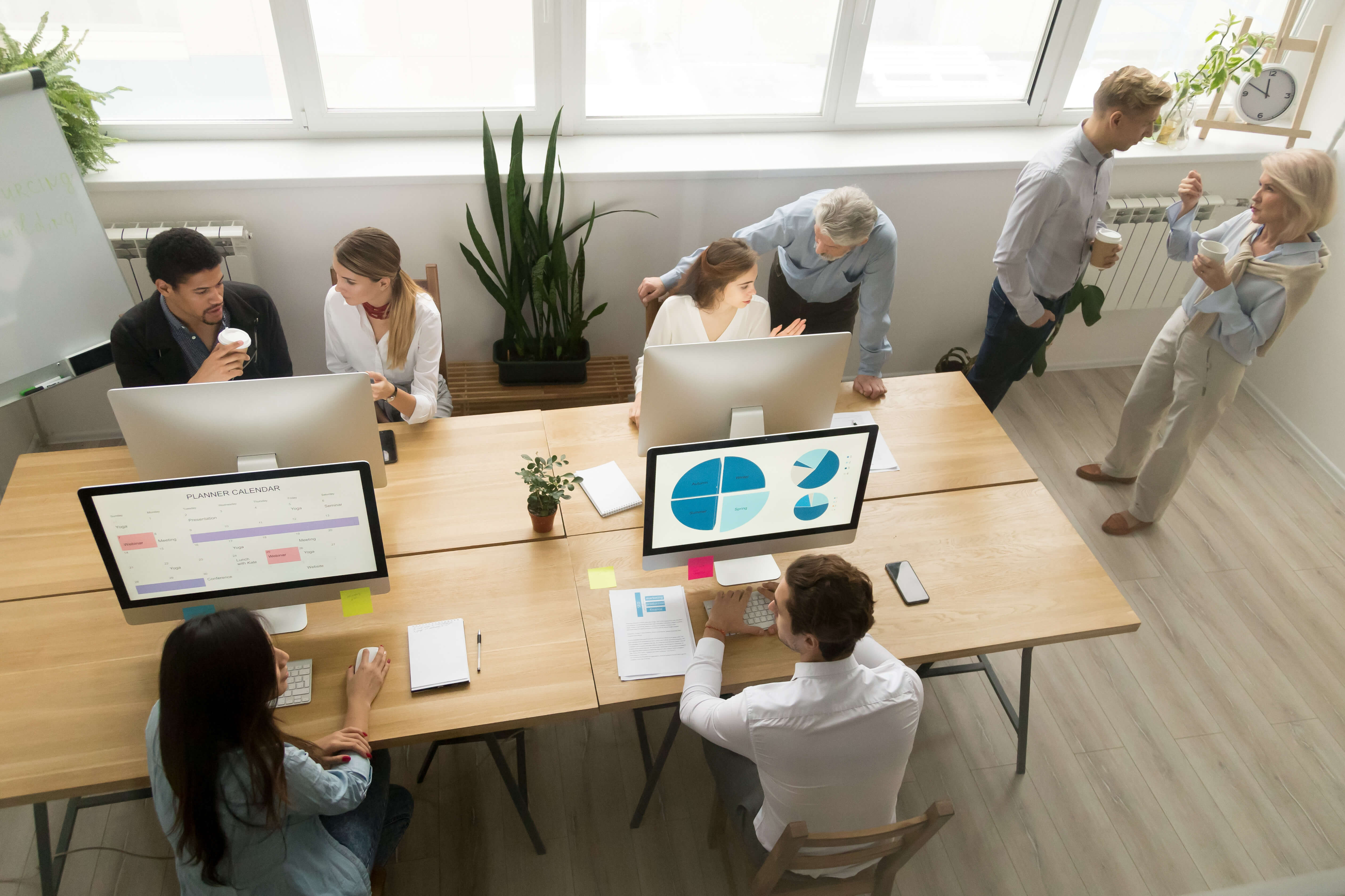 The impact of gender bias in the workplace