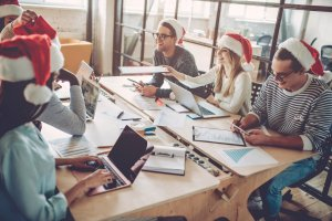 How to effectively navigate HR issues this Christmas | Infographic
