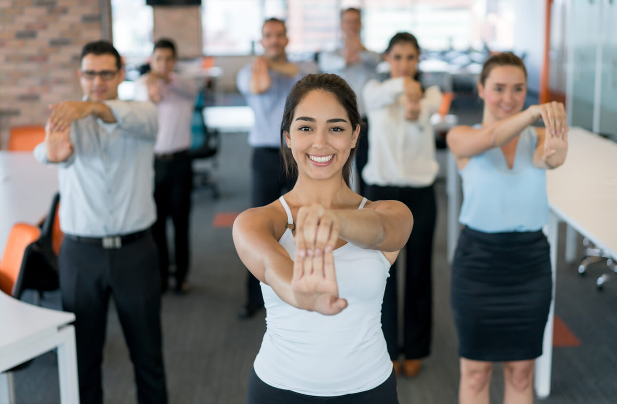 Wellness at work tips