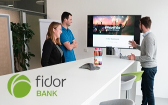 Fidor Bank modernizes its approach to people management